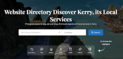 business online in kerry